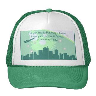 Close Knit City Mesh Hats