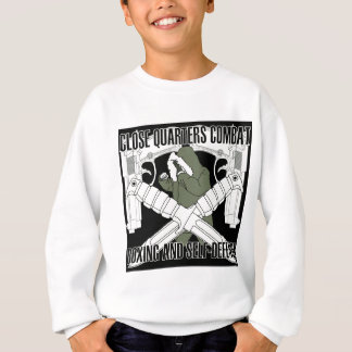 Close Quarters Combat, Thule, Greenland Sweatshirt