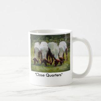 """""""Close Quarters""""  Mug"""