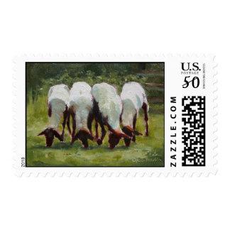"""Close Quarters"" Stamps"