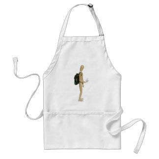 Close to Nature Adult Apron