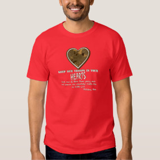 Close to your hearts t shirt