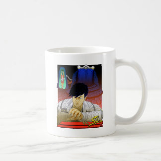 Close Up And Personal Coffee Mugs