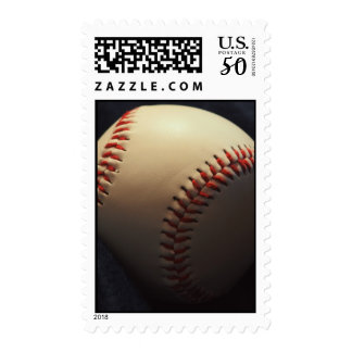 Close-up Baseball Art Photography Postage