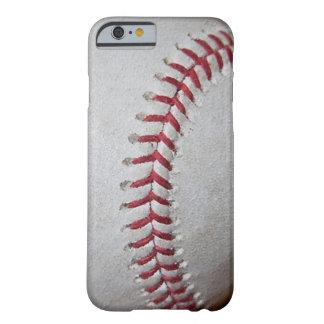 Close-up Baseball iPhone 6 Case