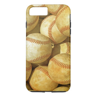 Close-up Baseball iPhone 7 Plus Case