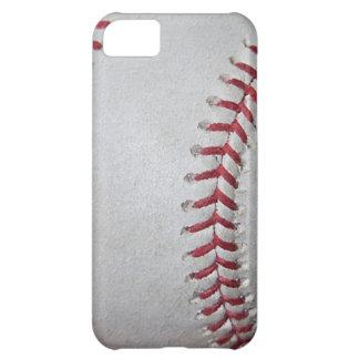 Close-up Baseball Surface iPhone 5C Covers