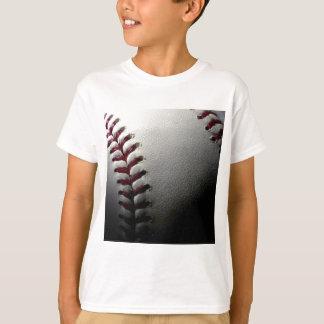 Close-up Baseball T-Shirt