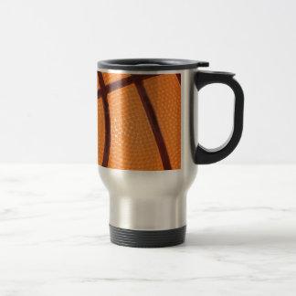 Close up Basketball Coffee Mug
