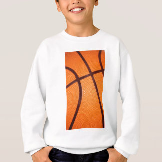 Close up Basketball Sweatshirt