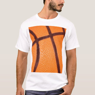 Close up Basketball T-Shirt
