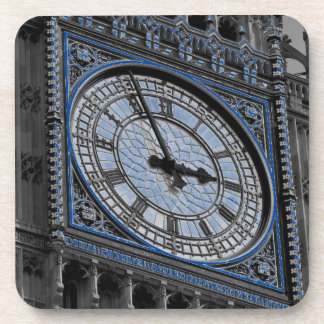 Close up Big Ben Clock Tower Travel Europe Coaster