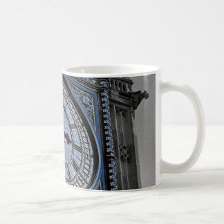 Close up Big Ben Clock Tower Travel Europe Coffee Mug