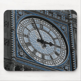 Close up Big Ben Clock Tower Travel Europe Mouse Pad