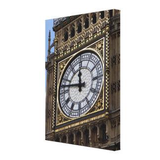 Close up Big Ben London Travel Canvas Print