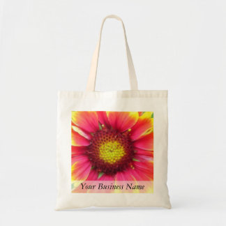 Close up - Blanket Flower Bloom Tote Bag