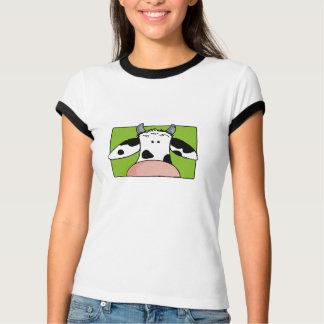 close up cow T-Shirt