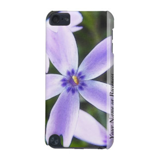 Close-Up Creeping Phlox Flower iPod Touch 5G Cover