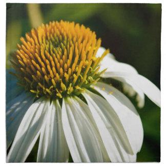 Close-up Flower Cloth Napkin