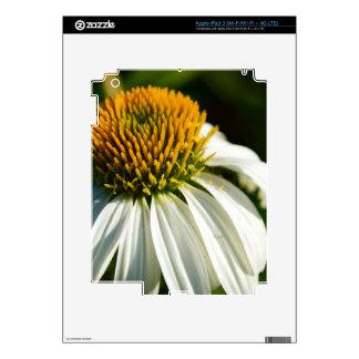 Close-up Flower iPad 3 Decal