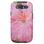 Close Up Flower of Begonia Galaxy SIII Cases
