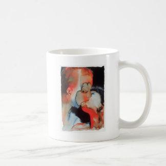 Close-up Kiss 1988 Coffee Mug