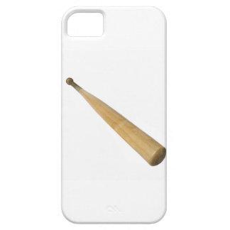 Close up of a baseball bat iPhone SE/5/5s case