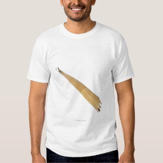 Close up of a baseball bat t-shirt