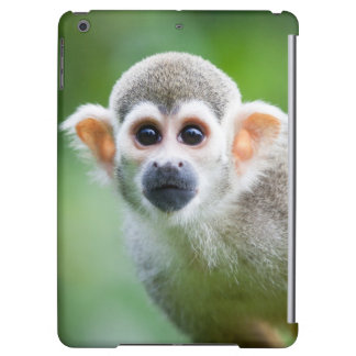 Close-up of a Common Squirrel Monkey iPad Air Cases