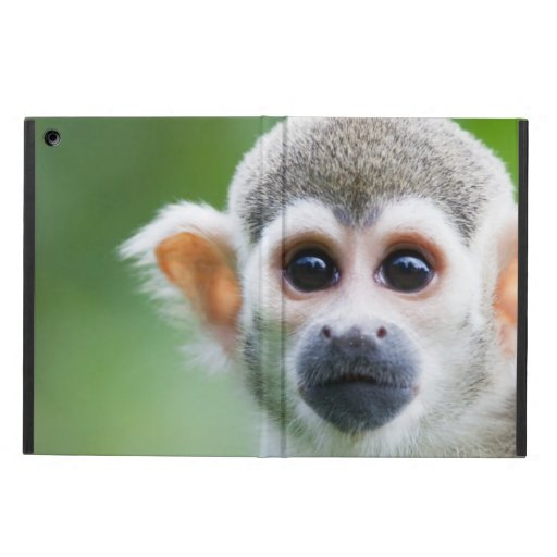 Close-up of a Common Squirrel Monkey Cover For iPad Air