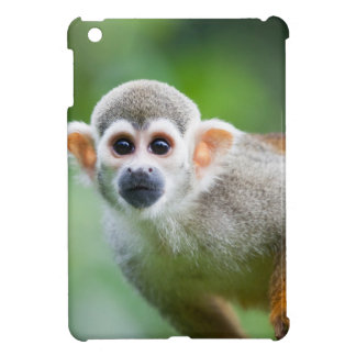 Close-up of a Common Squirrel Monkey iPad Mini Cover