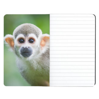 Close-up of a Common Squirrel Monkey Journal