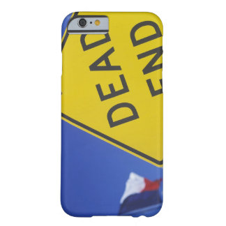 Close-up of a dead end sign, Texas, USA Barely There iPhone 6 Case