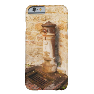 Close-up of a faucet, Siena Province, Tuscany, 2 Barely There iPhone 6 Case