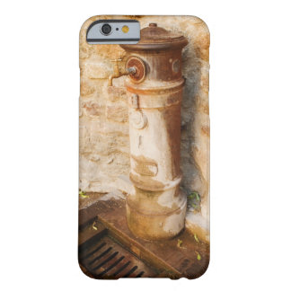 Close-up of a faucet, Siena Province, Tuscany, Barely There iPhone 6 Case