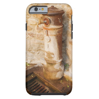 Close-up of a faucet, Siena Province, Tuscany, Tough iPhone 6 Case