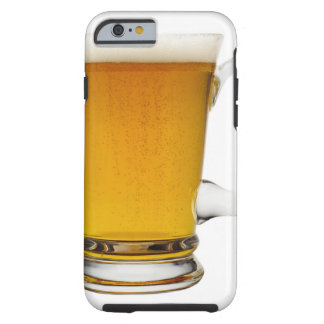 Close up of a glass of beer 2 tough iPhone 6 case