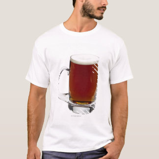 Close up of a glass of beer 3 T-Shirt
