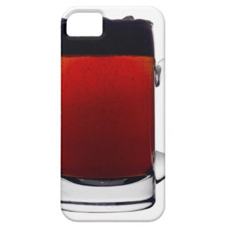 Close up of a glass of beer iPhone SE/5/5s case
