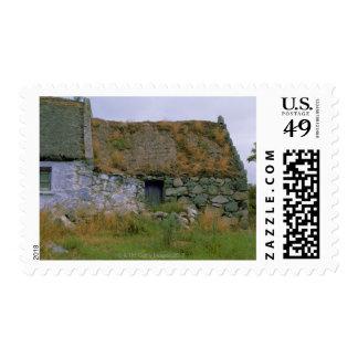 Close-up of a hut, Republic of Ireland Postage