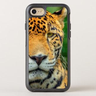 Close-up of a jaguar face, Belize OtterBox Symmetry iPhone 8/7 Case