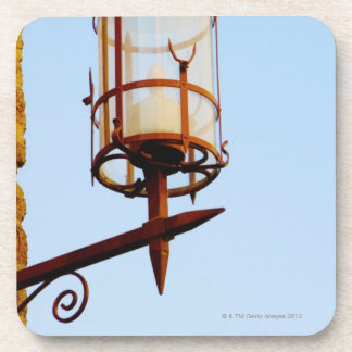 Close-up of a lantern, Siena Province, Tuscany, Coasters
