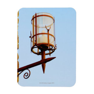 Close-up of a lantern, Siena Province, Tuscany, Magnet