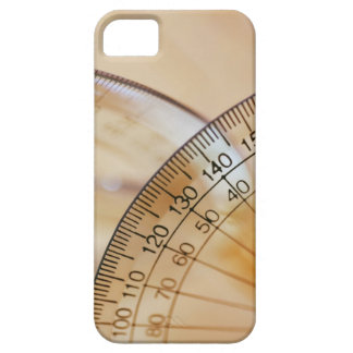 Close-up of a protractor iPhone SE/5/5s case