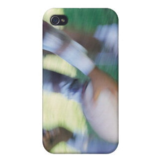 Close up of a Rugby Union Player Passing The Cover For iPhone 4