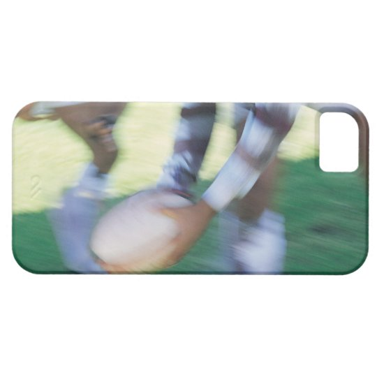 Close up of a Rugby Union Player Passing The iPhone SE/5/5s Case