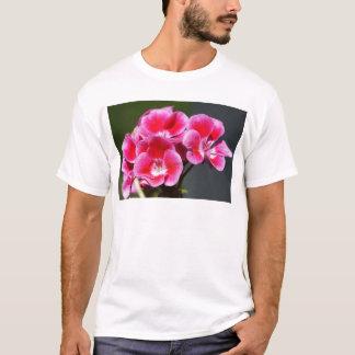CLOSE UP OF A stunning pink geranium T-Shirt