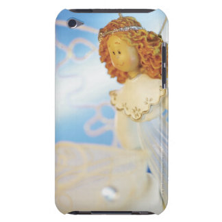 Close-up of an angel figurine iPod touch cases