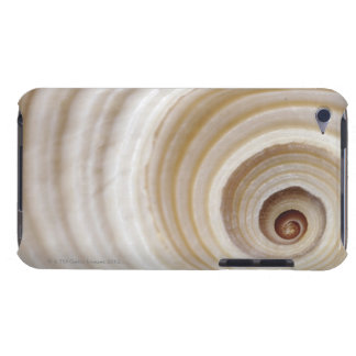 Close-up of an animal shell barely there iPod case