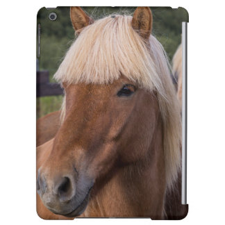 Close up of an Icelandic horse Case For iPad Air